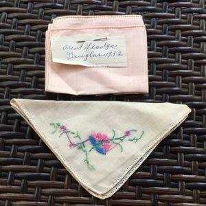 Vintage Hankie Bundle